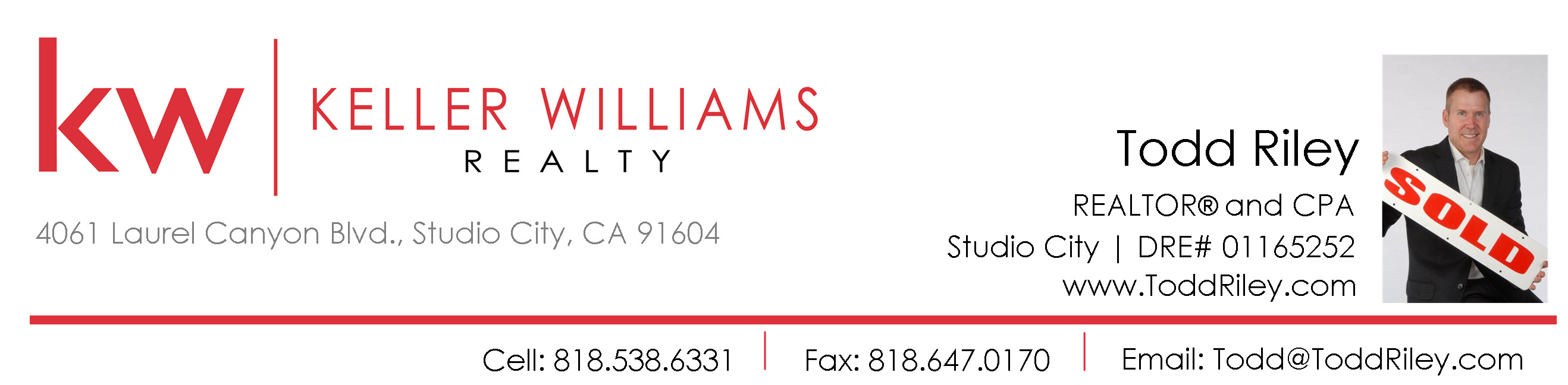 Todd Riley - Tarzana Real Estate Agent